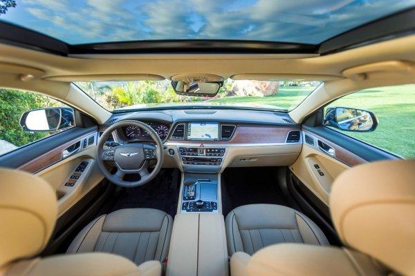 Марка Genesis обогнала Porsche в рейтинге удовлетворенности потребителей