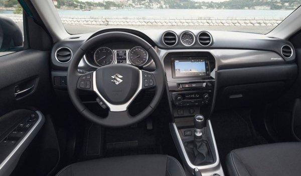 Шпионы рассекретили обновленный кроссовер Suzuki Vitara до премьеры