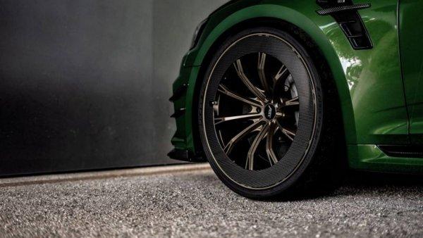 Тюнеры из ABT Sportsline сделали колесные диски по цене машины