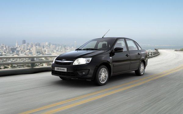 LADA Granta возглавила ТОП-10 самых дешевых автомобилей в России