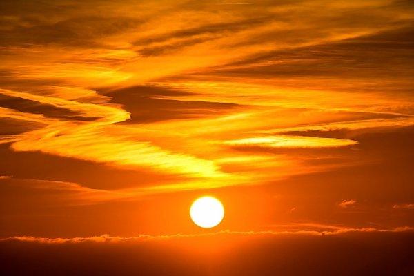 Ученые: Солнце изменило форму