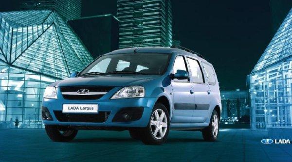 В первом полугодии продажи LADA Largus увеличились на 53%