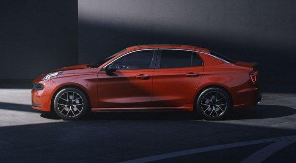 Стала известна внешность совместного автомобиля Volvo и Geely