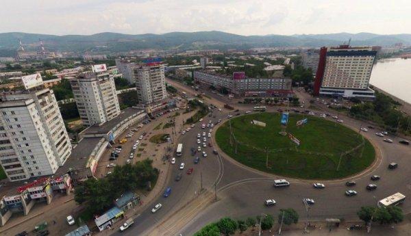 На правобережье Красноярска изменят схему движения автобусов