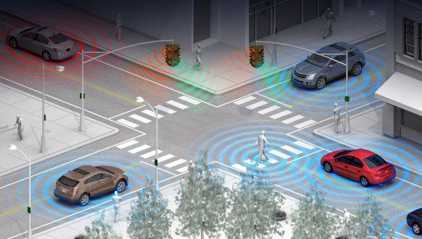 Систему обнаружения препятствий для авто Минпромторг разработает к 2020 году