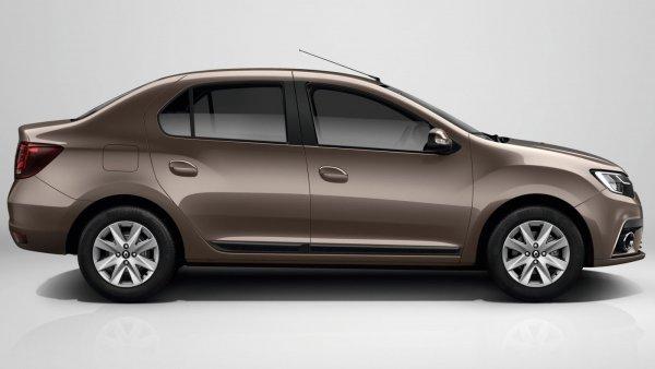 Renault объявила стоимость нового хэтчбека Renault Logan для России