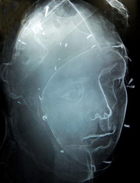 Рентген поможет восстановить скульптуру Святого Георгия в Испании