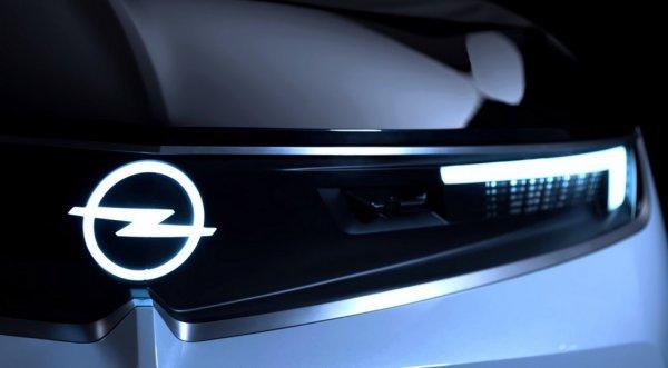 Opel рассекретил дизайн будущих моделей на прототипе GT X Experimental