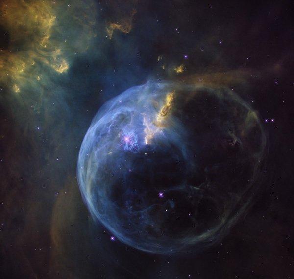 Ученые впервые нашли простейшую органику в протопланетном диске