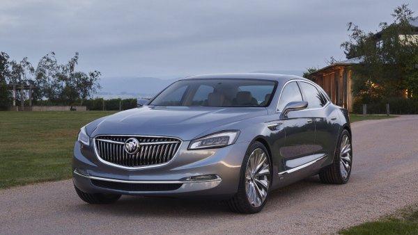 Buick выпустил новую топовую версию Regal Avenir