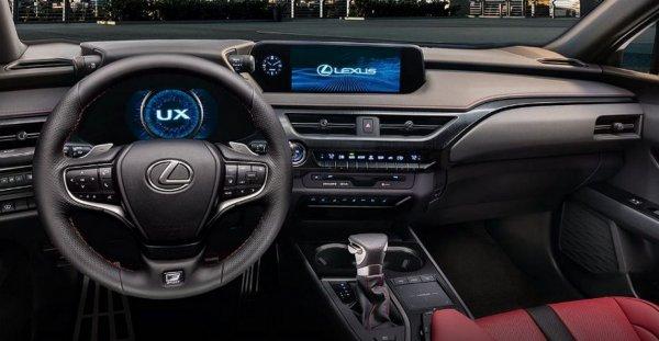 Названы сроки появления в России самого дешевого Lexus