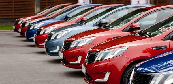 Жители Омска в 2018 году стали чаще покупать новые автомобили