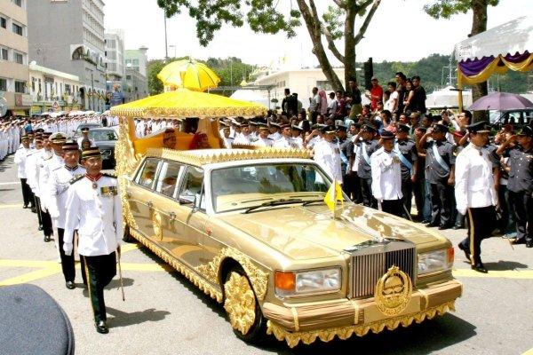 Составлен ТОП-5 автомобилей руководителей государств