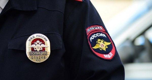 «Гигантский полицейский» удивил пользователей интернета