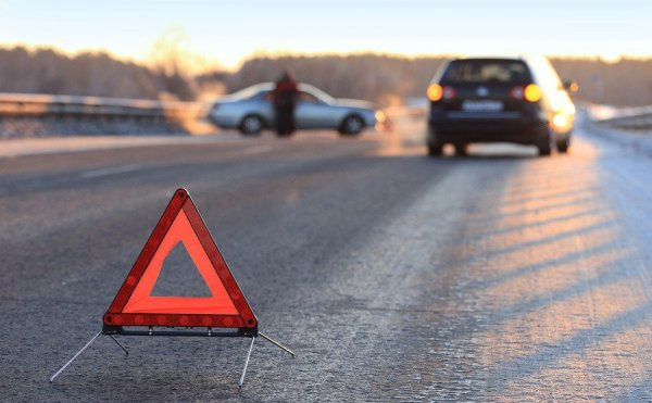 На Московском шоссе произошло ДТП из-за невнимательности водителя Ford