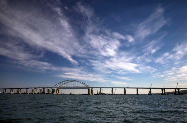 Крымский мост показал новый рекорд трафика