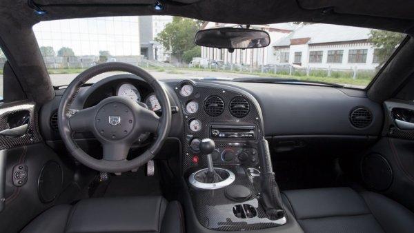 На продажу выставлен Dodge Viper, модернизированный McLaren