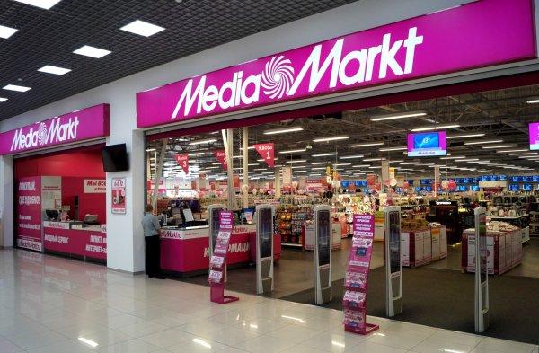В Омской «Меге» закрывается последний магазин сети «Media Markt»