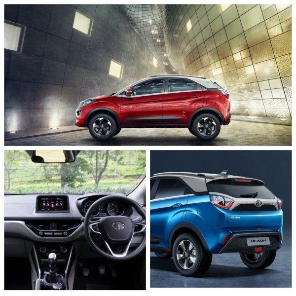 Бюджетный кроссовер Tata Nexon проверили краш-тестом Global NCAP