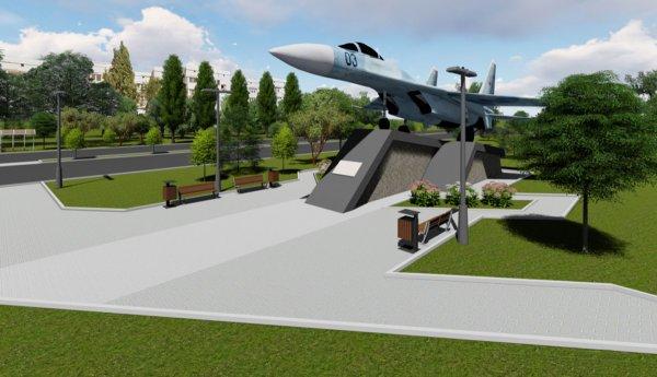 В Ростове появится монумент Су-27