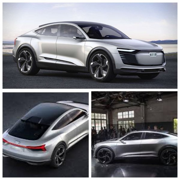 Электрокроссовер Audi e-tron получит «продвинутую» систему рекуперации энергии