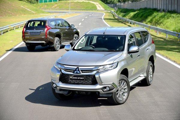 В России подорожали почти все модели Mitsubishi