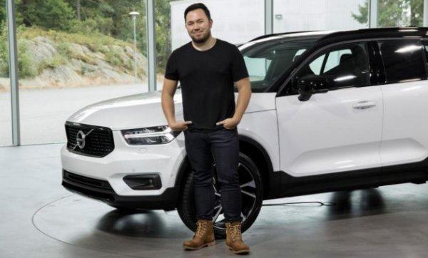 Бывший дизайнер Volvo будет работать на Tesla