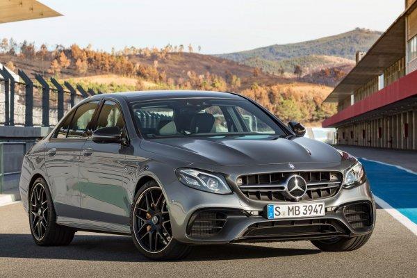 Ателье G-Power представило 800-сильный универсал Mercedes-AMG E63 S