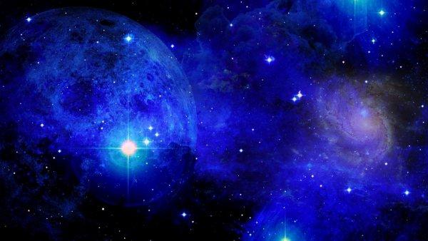 Ученые обнаружили «галактическую пустыню» в юной Вселенной