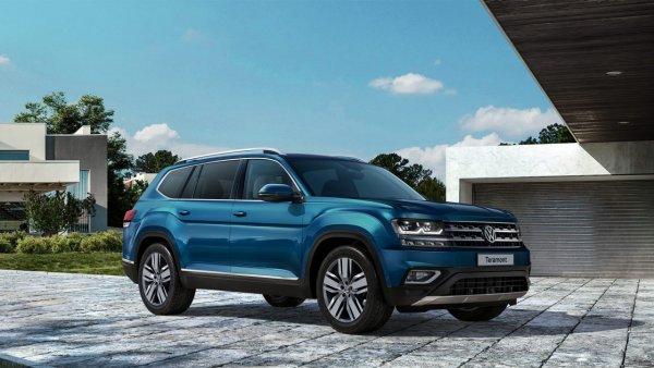 Volkswagen покажет шесть автомобилей на Московском автосалоне