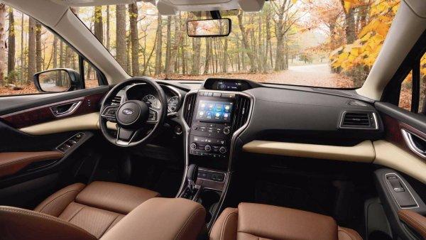 Subaru отзывает 293 внедорожника Subaru Ascent для полной утилизации