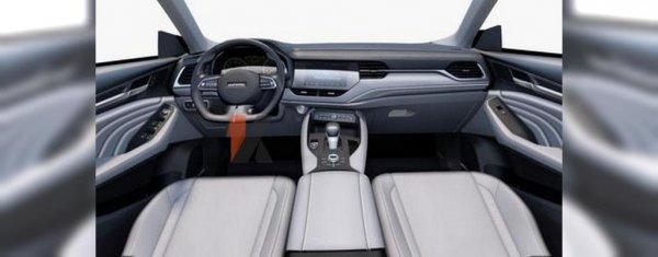 Новый кроссовер Haval F7 для России будет представлен на Московском автосалоне