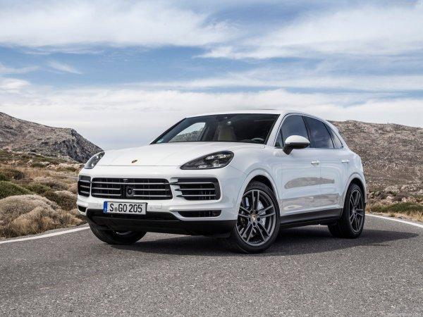 Власти Швейцарии запретили дизельные автомобили Mercedes-Benz и Porsche