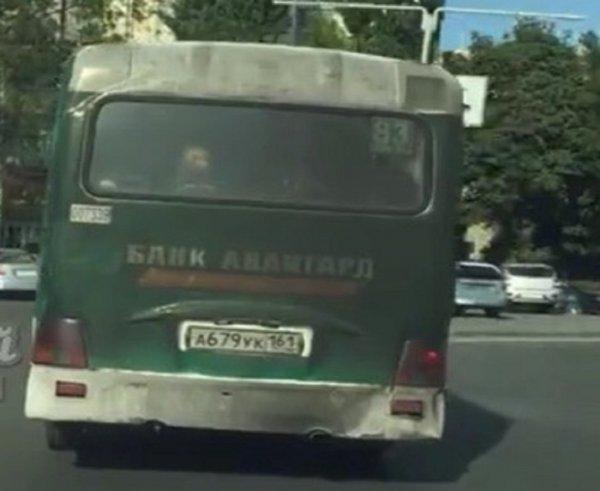 Удушающая пытка: Маршрутка-вонючка в Ростове «закоптила» пассажиров