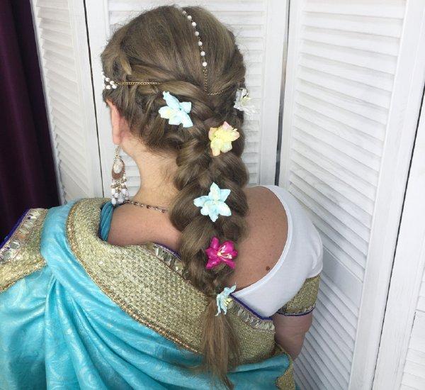 Страдающая раком мать-одиночка открыла первый в России салон красоты для онкобольных