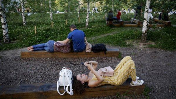 Главный архитектор Москвы объяснил, как заметил секс в «Зарядье»