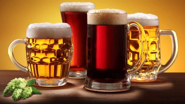 В США станут производить пиво с марихуаной