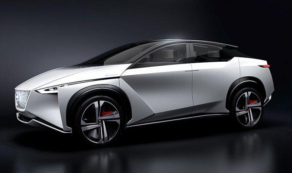 Nissan выпустит второе поколение кроссовера Nissan Juke в 2019 году