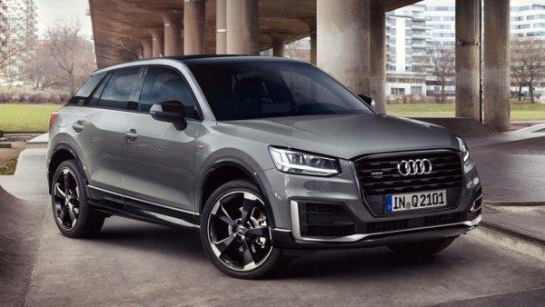 Audi готовит к продажам удлиненный кроссовер Audi Q2L