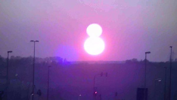 Нибиру уже в России: Планету Х заметили над Свердловской областью