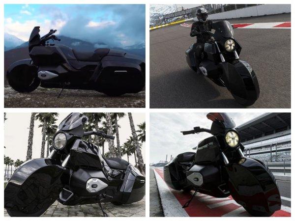 Минпромторг озвучил подробности мотоцикла проекта «Кортеж»
