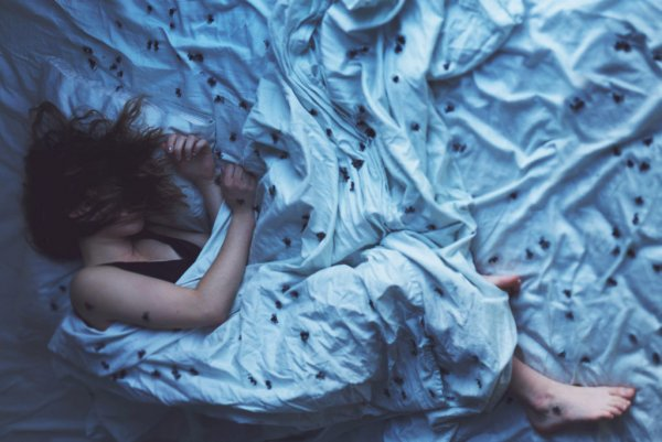 Ученые нашли генетический «выключатель» быстрого сна