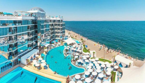 Фекалии на головы отдыхающим: Одесская гостиница сбрасывает содержимое сортиров в море