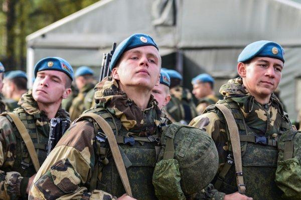 Минобороны рассекретило документы о создании ВДВ в день десантника