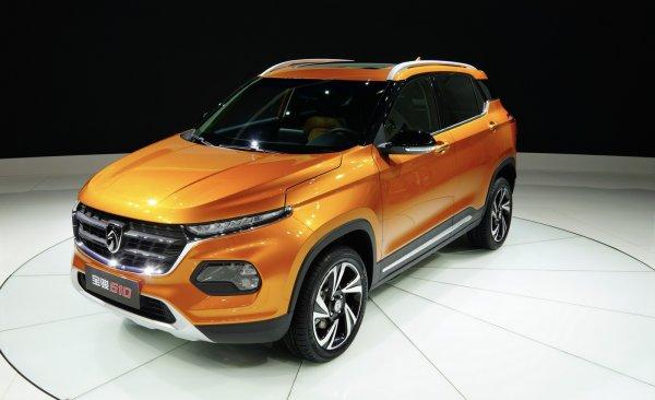 Показан клон Hyundai и Baojun от Landwind