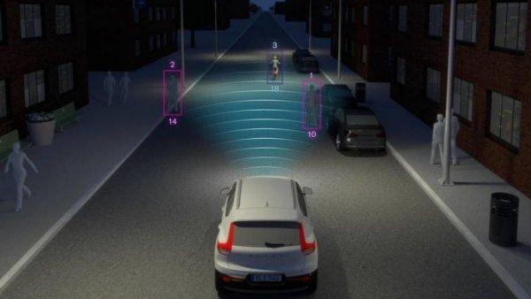 Volkswagen советует всем компаниям устанавливать автономную систему торможения