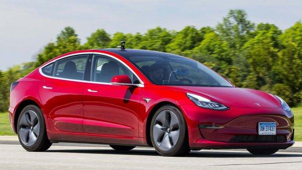 Tesla намерена выпустить бюджетный электрокар через три года