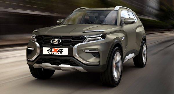 Не для российских дорог: Новая LADA 4x4 окажется «паркетником»