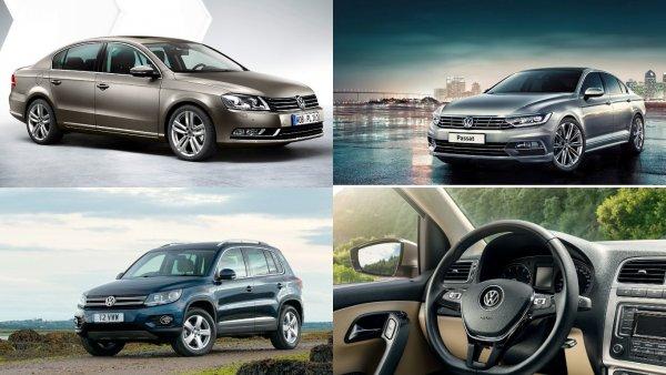 Вокруг Volkswagen разгорается «бензиновый» скандал?