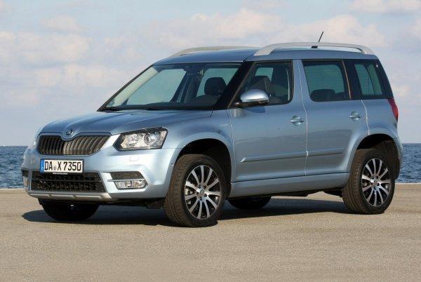 Skoda штурмует российский рынок SUV